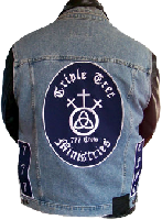 Triple Tree Ministries Colors (Back Patch)